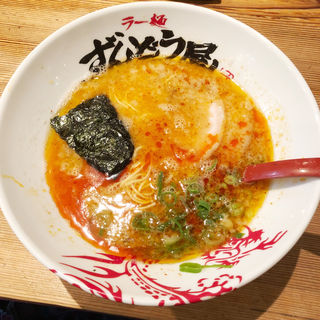 元味HOTラーメン(ラー麺 ずんどう屋 神戸西店 )