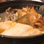 鍋焼きブイヤベース(C.T kitchen 亀 )