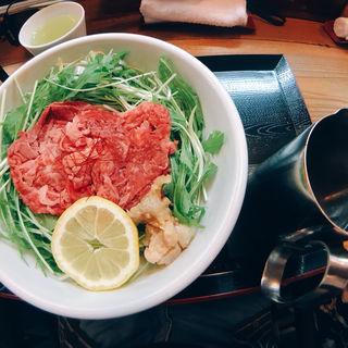 牛麺(松阪牛麺 吹田店 (【旧店名】松阪牛麺 大龍軒))