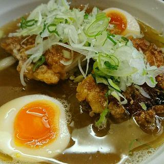 鶏からラーメン(尼龍 )