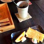マンゴーのシフォンケーキ(たまゆら )