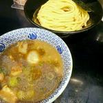 豚骨つけ麺(半熟味玉付)