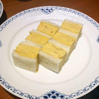 タマゴサンド(神乃珈琲 京都店)