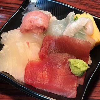 築地竹若朝〆丼(さかな竹若キッチン)