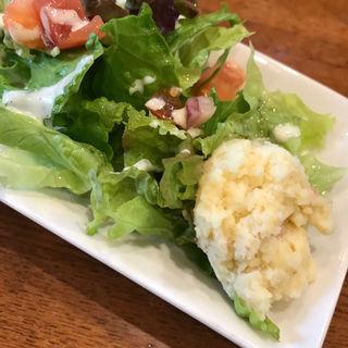 ランチセット サラダ(京都カレー製作所 カリル )