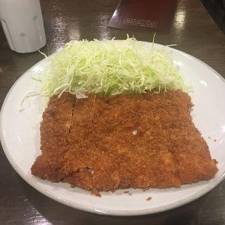 大勝烈定食(勝烈庵 相鉄ジョイナス店)