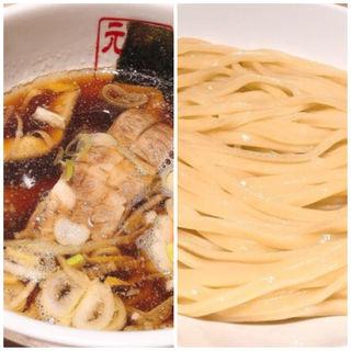 つけ麺ライト 淡麗(東京アンダーグラウンドラーメン 頑者 (TOKYO UNDERGROUND RAMEN 頑者))