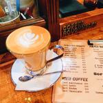 カフェラテ(コーヒー ラフネクス (Coffee Roughnecks))