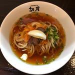 冷麺(並盛)