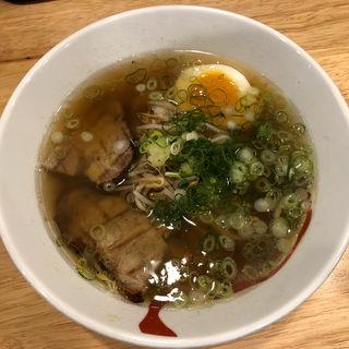 中華そば(六盛 (ろくせい))