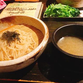 鯛塩つけ麺(三代目 白兵衛 )
