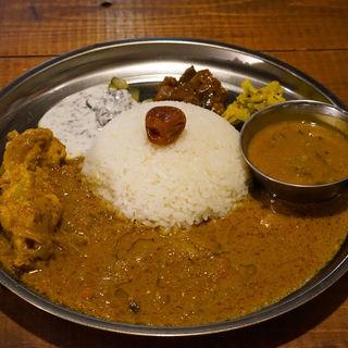 乳・オッパイカレー(Curry NADO)