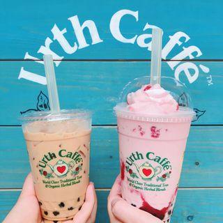 ストロベリーボバ(Urth Caffé 表参道 (アースカフェ))