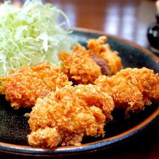 ヒレ定食(椿 )
