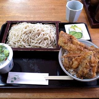 穴子天丼定食(こはら )