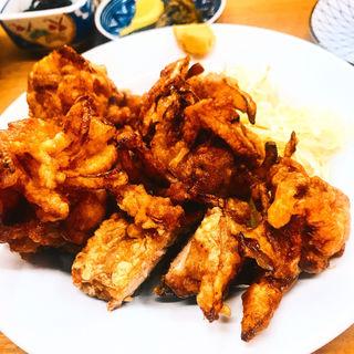 唐揚げ定食(横浜亭 )