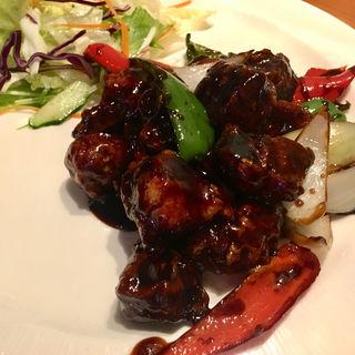 黒酢酢豚(華 )