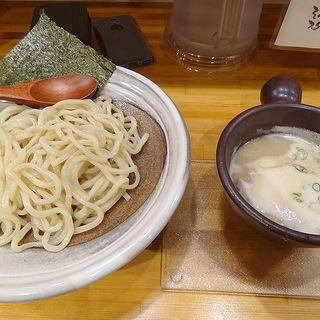 塩つけ麺(鶏白湯専門店 つけ麺まるや 香里園店)
