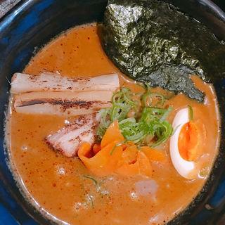 カレー白湯らー麺(ラーメン近松)