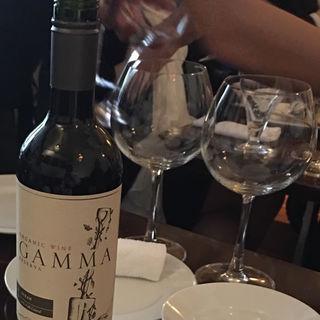 赤ワイン ガンマ(トラットリア ゼータ )