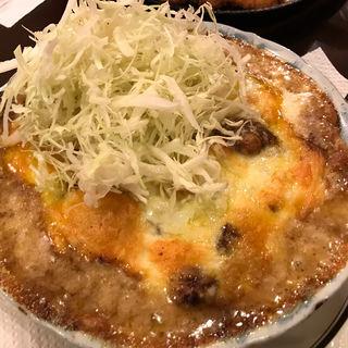 焼チーズカレー(ハピネス (Happiness))