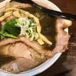 黒正油チャーシュー麺