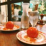 丸ごとトマトサラダ(キャピタル東洋亭 本店 (キャピタルトウヨウテイ))