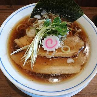 中華そば 夕焼け(麺や マルショウ 豊中本店)