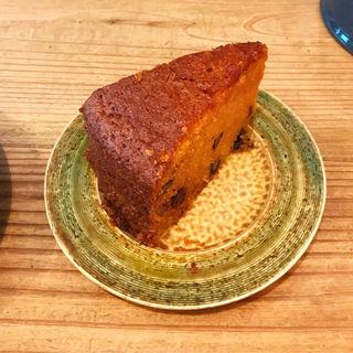 デザートセット(鳥の木珈琲 (トリノキコーヒー))