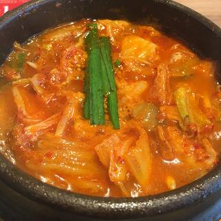 牛もつチゲ鍋(シジャン 明石駅ピオレ店 )
