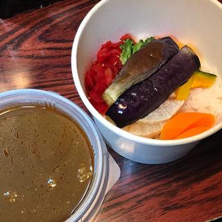 野菜たっぷりカリー(蜂の家 銀座本店 (ハチノヤ))