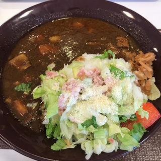 シーザーレタスカレー特盛(すき家 小平鈴木店 )