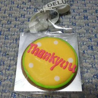 デコラティブクッキー(丸)(DEAN & DELUCA ディーンアンドデルーカ アトレ川崎店)