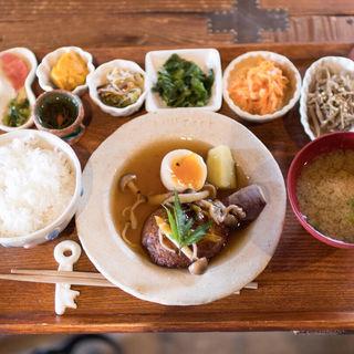 季節の養生 野菜だけランチ(薫珈琲 (KUN CAFE))