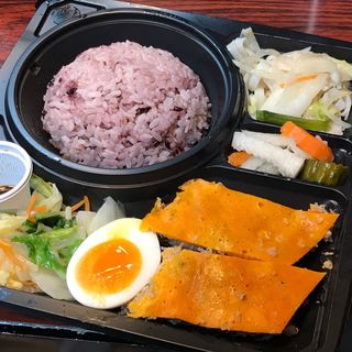 日替わりベトナム定食弁当(バインセオ サイゴン 有楽町店 )