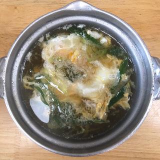 かしわ鍋(鳥喜多)