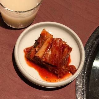 ペチュキムチ(白菜)(明洞 )