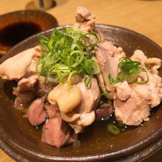 特製 鶏煮込み(鶏と肴 フルヤ)