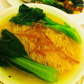 青菜湯麺(Jade Garden (翠園))