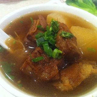 牛バラ麺(WongChiKee (黄枝記))