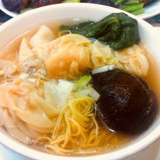 海老ワンタン麺(WongChiKee (黄枝記))