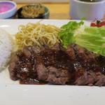 ビーフステーキ(みみずく25)