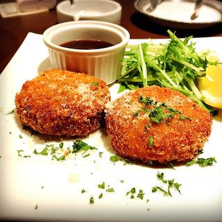 蟹たっぷり!カニクリームコロッケ(テッパン ニキ (teppan niki))