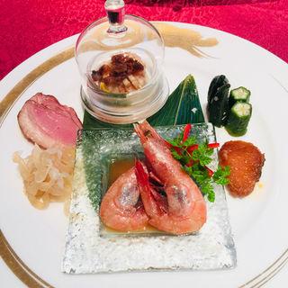 前菜盛り合わせ(天津飯店 本店 (テンシンハンテン))