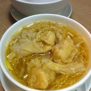 海老ワンタン麺(Sai Yung Kee (細蓉記))