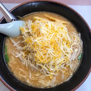 チーズ味噌(くるまやラーメン 下諏訪店 )