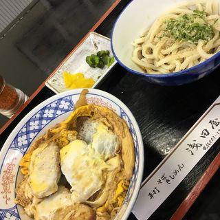 かつ丼+ミニうどん(浅田屋 )