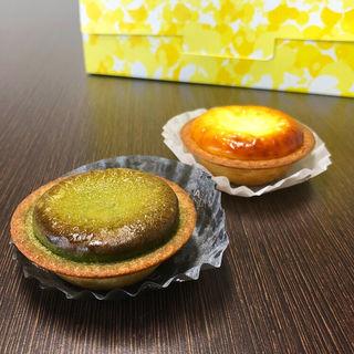 抹茶タルト(BAKE CHEESE TART 京都コトチカ)