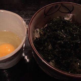 卵かけご飯(酒 龍馬 )