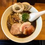 豚清湯 たまり醤油ラーメン(らーめん専門 和海 (なごみ))